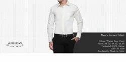 COTTON Collar Neck Arrow Shirts