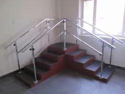Corner Model Staircase