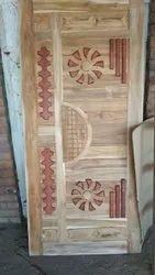 Waterproof Wooden Doors