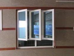 White Residential Upvc Openable Windows