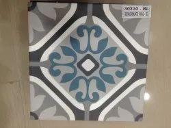 Grey moroccan bathroom tiles