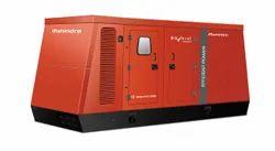 160 kVA  Mahindra Powerol Diesel Generator