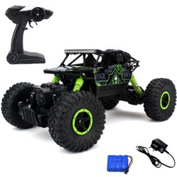 Multicolor Plastic Rock Crawler Remote Control Car toy