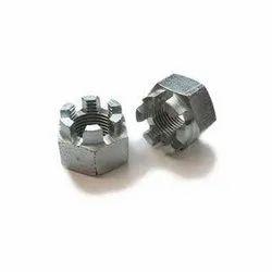 Broaching Hexagonal Castle Nuts