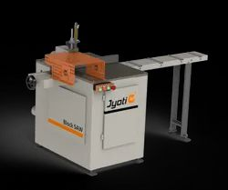 Pallet Block Saw Machine