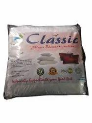 Cloud Tree Polyester Satin 16 X 16 Inch Poleyster Cushion