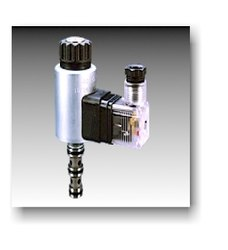 Solenoid Operated Cartridge Directional Control Valve