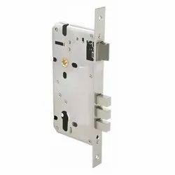 Fire Proof Stainless Steel 3 Square Bullet Mortise Door Lock Body-11