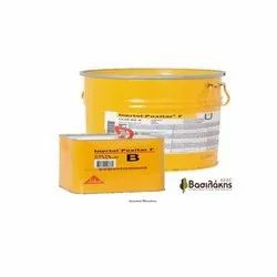 Component, Two Heavy Duty, Coal Tar Based Epoxy Coating For Steel And Concrete