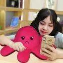 Reversible Octopus Cute Plush Stuffed Toy