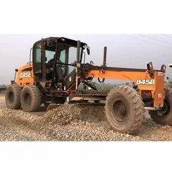 CASE 845B Motor Grader, Operating Weight: 14605 Kg, Engine Power: 173 Hp