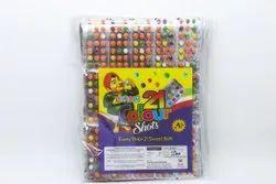 Candy Balls Mixed Fruit Chaturam 21 Shot, Packaging Type: Packet