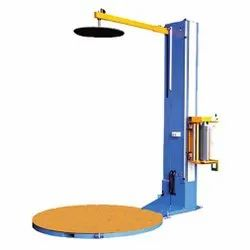 Top Press Pallet Stretch Wrapping Machine