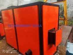 Pellet Fired Hot Air Generator