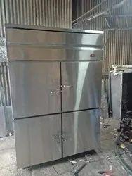 Commercial Four Door Vertical Refrigerator