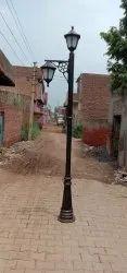 Aluminium Decorative Light Pole