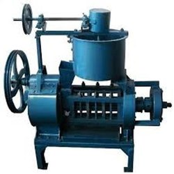 MINE OIL EXPELLER MACHINE