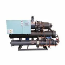 Mild Steel Three Phase Industrial Chillers
