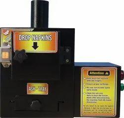 Sanitary Napkin Incinerator For Home Use