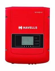 15 Kwp 3PH Havells On Grid Solar Inverter