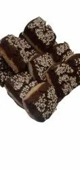 Chocolate Till Burfi Biscuit, Packaging Size: 400g