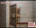 Rolling Shutter With Wicket Door