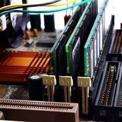 Computer Motherboard Repairing