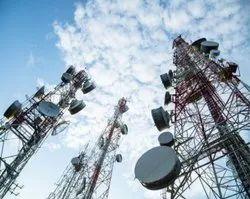 Construction Mobile Cellular Telecommunication Services, Pan India
