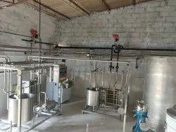 Milk Process Plant