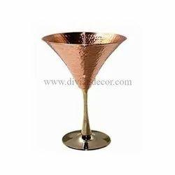 Divian Quirky Pure Copper Goblet