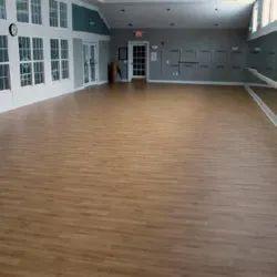 PU Indoor Hall Flooring
