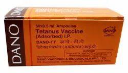 Dano Tetanus Vaccine Injection, Prescription, 50 Mg