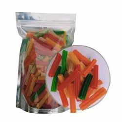 Bendi Ponga Colorful Frying Sticks Delicious And Crunchy Ready To Fry Snacks