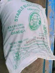 Aditya Birla LION Bleaching Powder, Packaging Size: 25 Kg