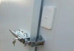 Cold Room Lock