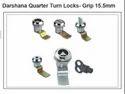 Darshana Quarter Turn Locks- Grip 15.5mm