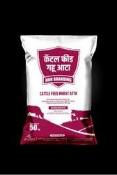 Cattle Feed Wheat Atta, Packaging Type: Bag, 3 Month