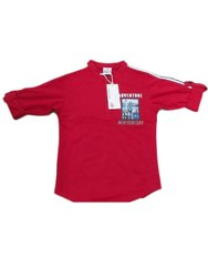 Casual Wear Half Sleeves Kids Fancy Designer Collar Cotton T Shirt, Size: 4-16 Year