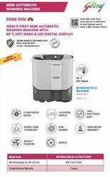 Godrej Washing Machine - Semi Automatic - WS EDGE DIGI 85 5.0 PB2 M GPGR