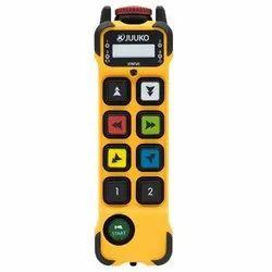 Juuko Radio Remote Controls With Six Opertion Push Button