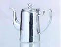 SS Tea/Coffee Pots with Milk & Sugar Pot