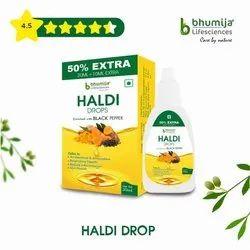 Haldi Drop