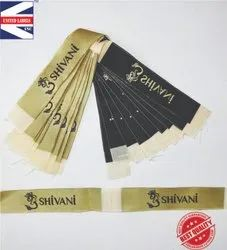 Personalized fabric labels