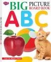 Big Picture Board Book ABC Can Be Wiped Clean