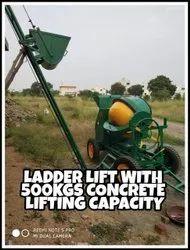 Ladder Lift Half Ton Load Capacity