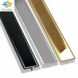 Stainless Steel Designer T Profiles