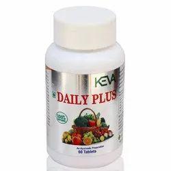 Tablet Keva Daily Plus Fulfill Essential Nutrients Gap, Non Prescription