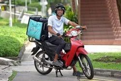 Delivery Boy Manpower Outsourcing Services