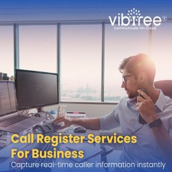 Monthly 24x7 Call Register Services, in Pan India