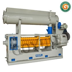 Castor Seeds Screw Oil Press